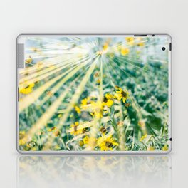 The Growings-On of the Mojave Roadside Society Laptop & iPad Skin