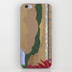 Ho2 No2 iPhone & iPod Skin