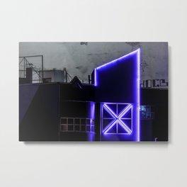 Edificio Metal Print