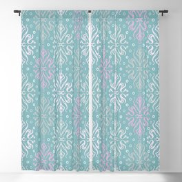 Luxury Vintage Pattern 6 Blackout Curtain
