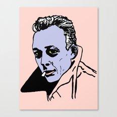 Stranger Canvas Print