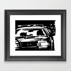 Cars #3 Framed Art Print