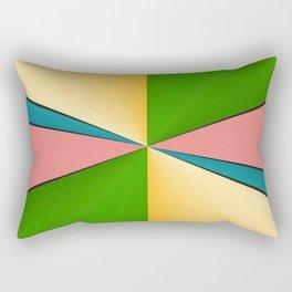 A Piece of the Pie Rectangular Pillow