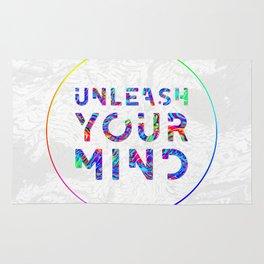 Unleash Your Mind Rug