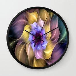 Leila Wall Clock