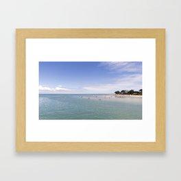 St Leonards Panorama Framed Art Print