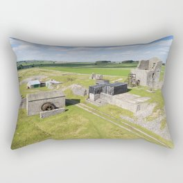 Magpie Mine 1 Rectangular Pillow