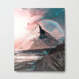 Escape Reimagined Metal Print