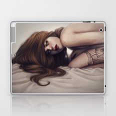 Death unfold me Laptop & iPad Skin