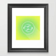 Icon No.3. Framed Art Print