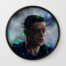 Mr.Robot Wall Clock