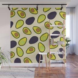 Avocados Wall Mural
