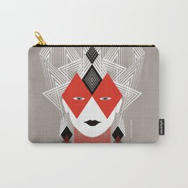 The Queen of diamonds Carry-All Pouch