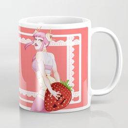Tasty Gals - Milkshake strawberry Coffee Mug