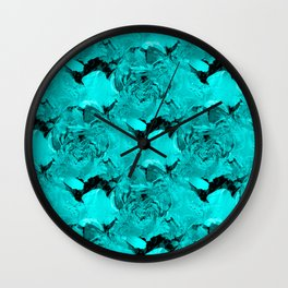 Azaleas galore.... Wall Clock