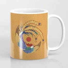 Minhwa: Asian Phoenix E Type Coffee Mug