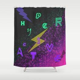 Attentiondeficithyperactivity.. Shower Curtain