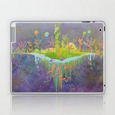 Aeolus 's flying island Laptop & iPad Skin