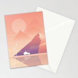 Journey Adventure Stationery Cards