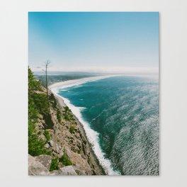 Oregon Coast 1 Canvas Print