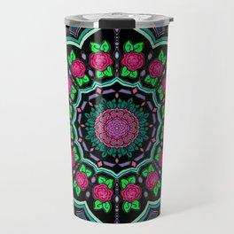 Mandala Project 608 Travel Mug