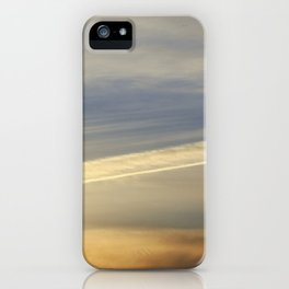 Just another sunset iPhone Case