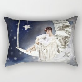A Haven of My Making Rectangular Pillow