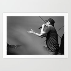 Sean Daley -- Atmosphere Art Print