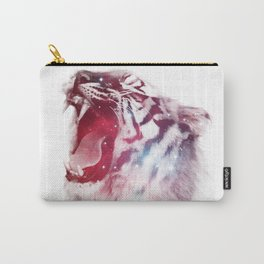 hairy stars tiger Carry-All Pouch