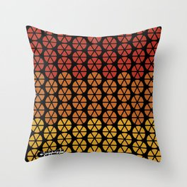 A Clockwork Orange Alex DeLarge Bed Throw Pillow