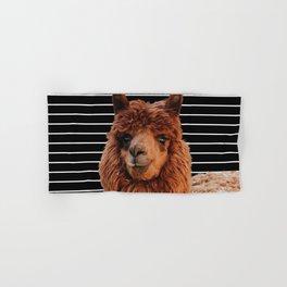 Llama Drama Hand & Bath Towel