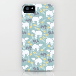 bears and hears iPhone Case