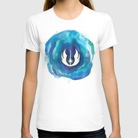jedi T-shirts featuring Star Wars Jedi Watercolor by foreverwars