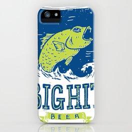 Big Hit Beer iPhone Case