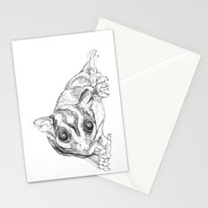 A Sketch :: A Sugar Glider Named Loki Stationery Cards