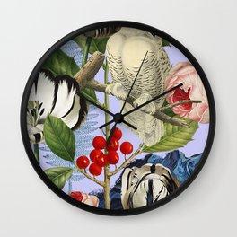 Vincent Van Gogh x Nature = Love #04 Wall Clock