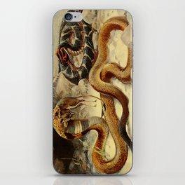 Kuhnert, Friedrich Wilhelm (1865-1926) - Wild Life of the World 1916 v.3 (Cobra & Puff Adder) iPhone Skin