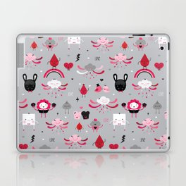 Bloody Family pattern Laptop & iPad Skin