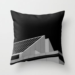 Silent Lucidity Throw Pillow