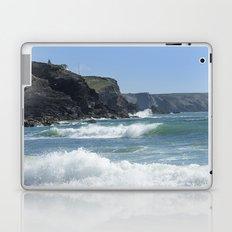 White Surf 01 Laptop & iPad Skin