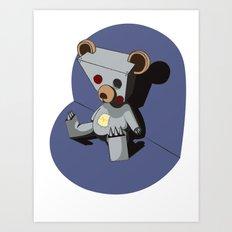 Jare Bear Art Print