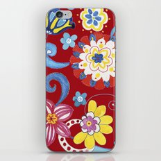 Pattern 2 iPhone & iPod Skin