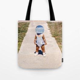 Faceless III Tote Bag