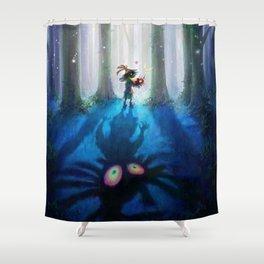 Forest Majora Shower Curtain