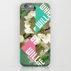 What Will Be Will Be iPhone 6s Slim Case