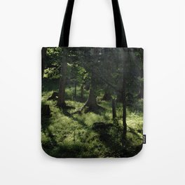 Wood as a chance of existence - 2 Tote Bag