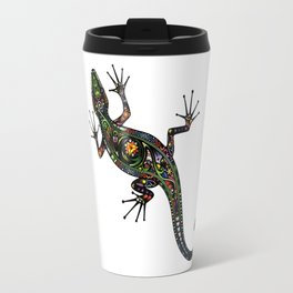 Lézard colors Travel Mug
