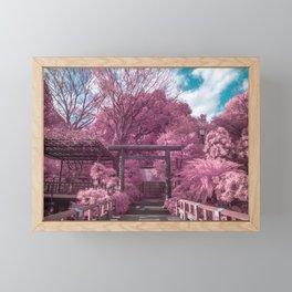 Tokyo Gate Framed Mini Art Print