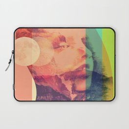The Girl from Mars Laptop Sleeve
