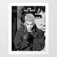 T. L. B. 03 Art Print
